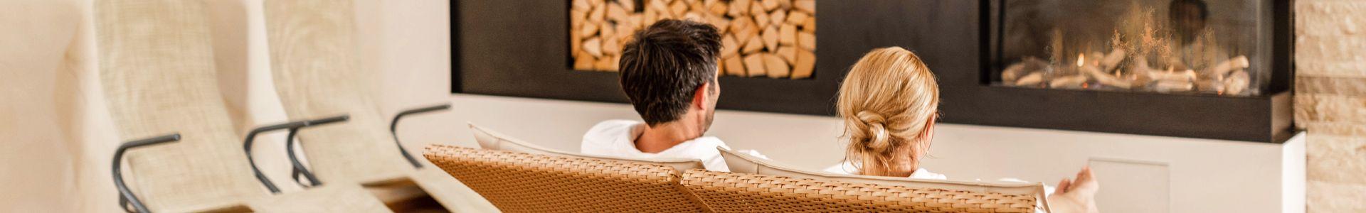 Ruheräume in der Sauna